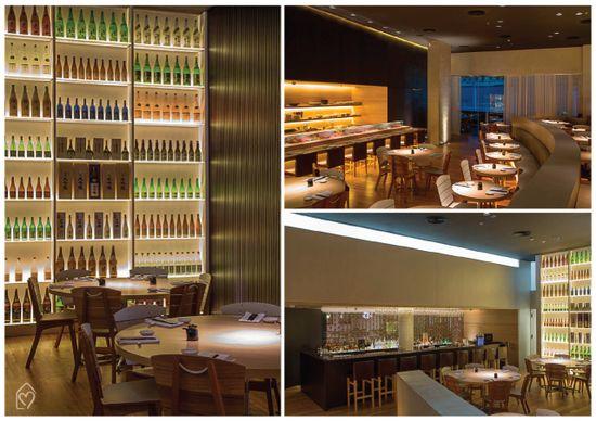 Naga Rio - Ricardo Miura #restaurant #architecture #interior #design #restaurante #casadasamigas