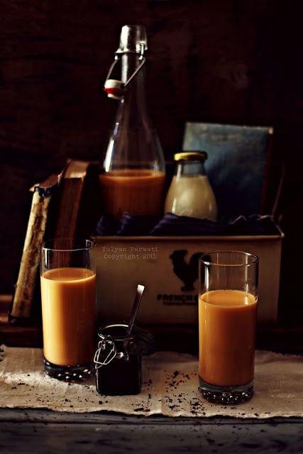 Milk Thai Tea #recipe