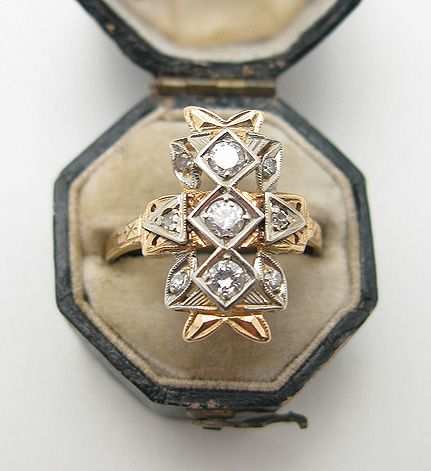 ring - vintage