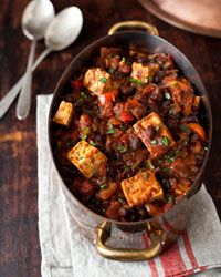 Chili con Tofu Recipe on Food & Wine