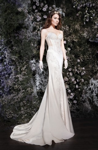 Wedding dress Galia Lahav Collection 2011 #wedding #gowns #dresses