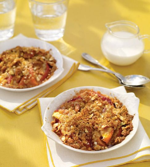 15 Crisps, Cobblers & Crumbles To Serve With a Scoop of Ice Cream