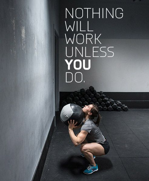 Nothing will work #inspiration