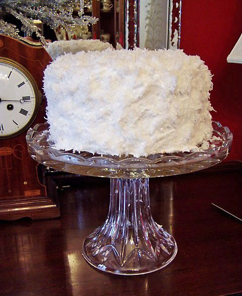 Coconut Cake Recipe for Thanksgiving and Christmas