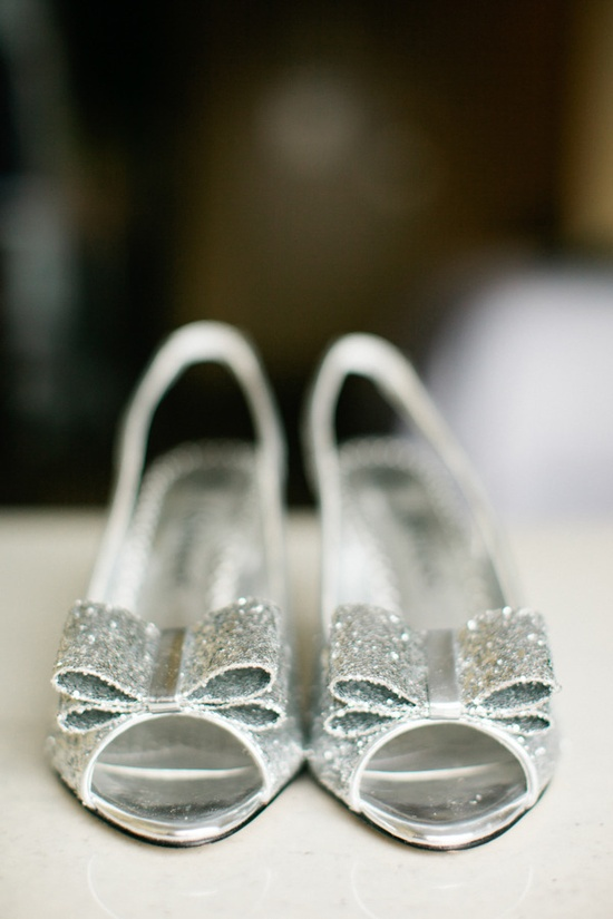 Silver sparkle shoes makes us happy Photography By / lindsaymaddenphot..., Floral Design By / RosePetalsandLace...