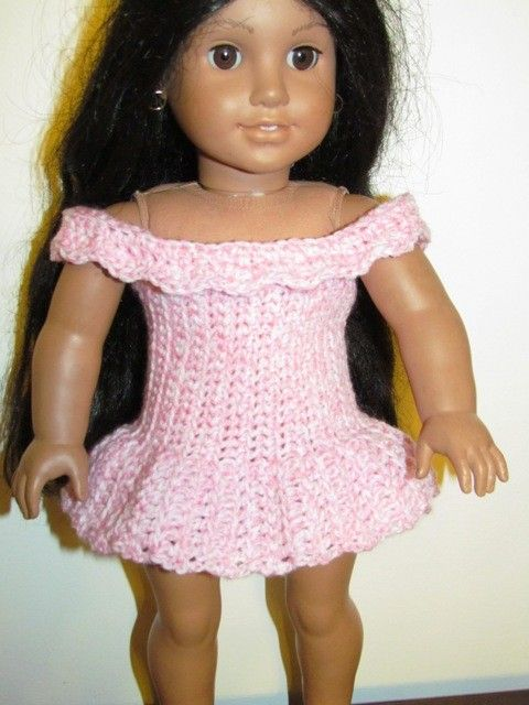 Pattern 32 Princess Dress for 18 inch Doll will by ThePurpleEgg, $2.99