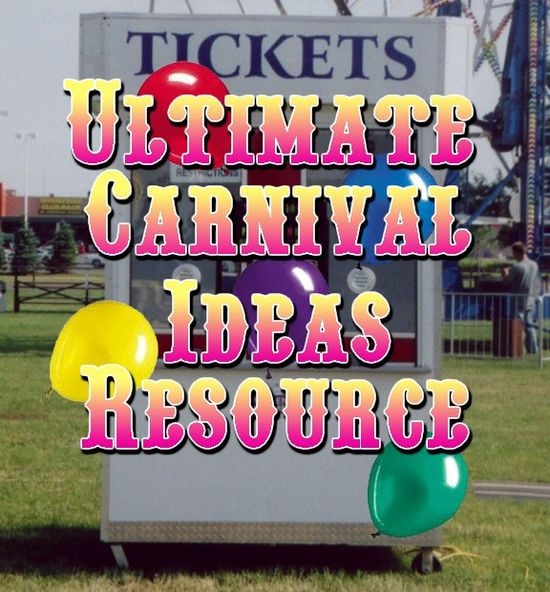 Carnival Party resource. Where are my PBIS kids at? Haha