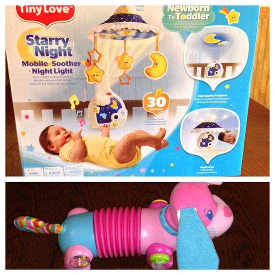 Tiny Love's Developmental Children Toys - Holiday Gift Guide 2013