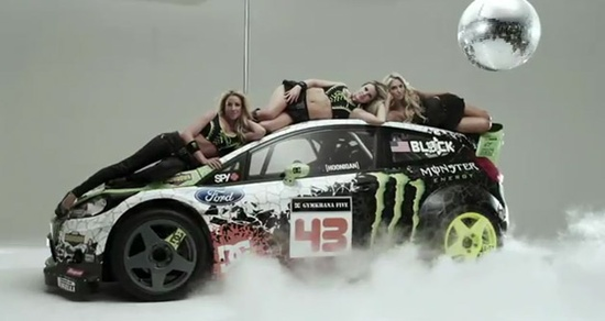 Motorsports , Videos Ken Block might not be the world's best World Rally Championship driver, but he might be the sport's best entertainer.