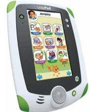The LeapPad: My absolute favorite electronic toy of 2011!  We still use it every single day!