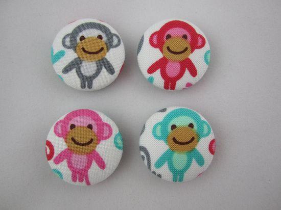 Funny Monkey Magnets