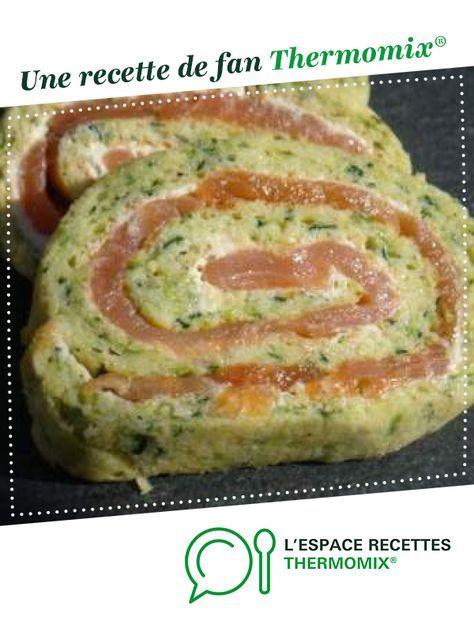 Roulés aux courgettes et saumon fumé par Clotilde74. Une recette de fan à retrouver dans la catégorie Entrées sur www.espace-recettes.fr, de Thermomix®.