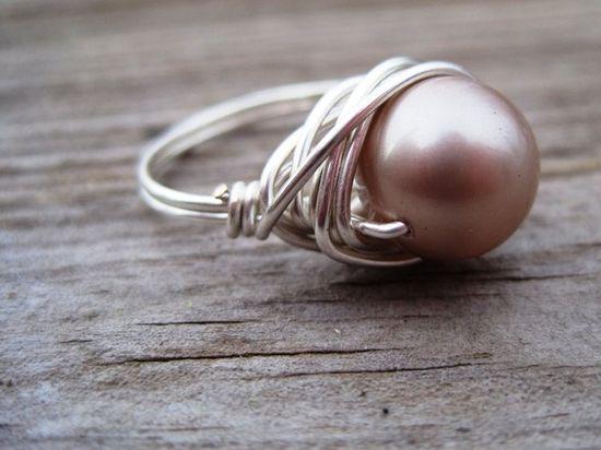 Champagne pearl #pearl