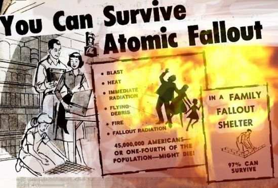 Funny Advertisement - Atomic Fallout