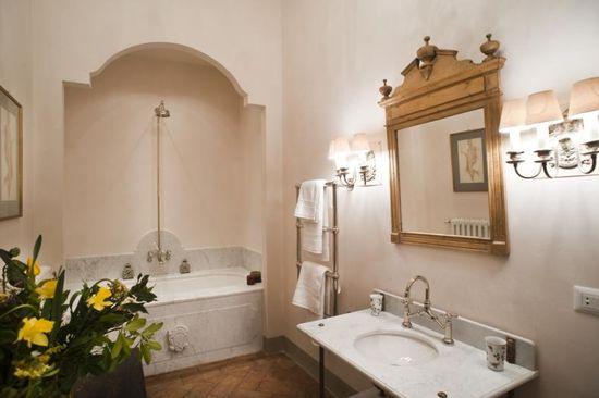 Villa Cetinale - The Interior