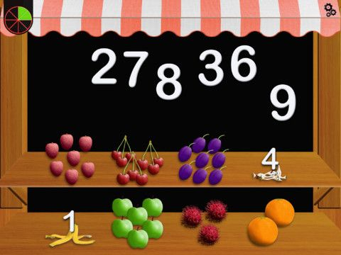 FREE app June 27th - Countabilly: Let your children play with numbers! This easy-to-play application offers a funny and fruity environment to learn the basics of counting. They'll love it!