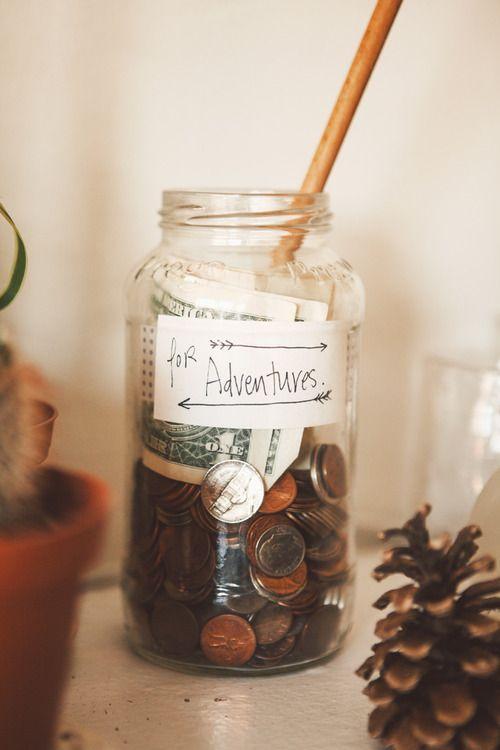 money for adventures