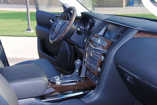 The 2013 Infiniti QX is all luxury - TheTopTier.net - The Best in Luxury and Affluence