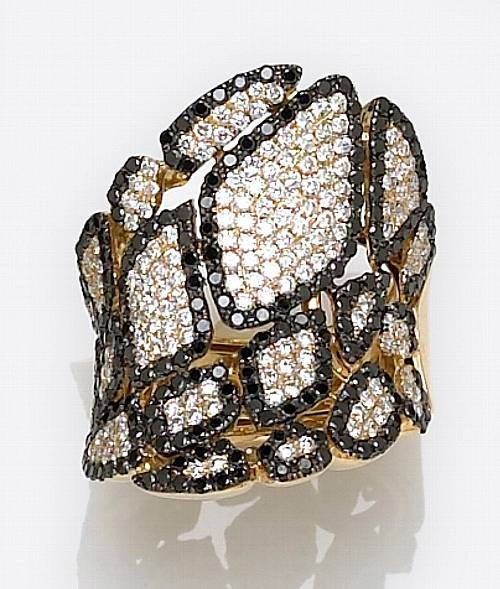 Black diamond ring ?