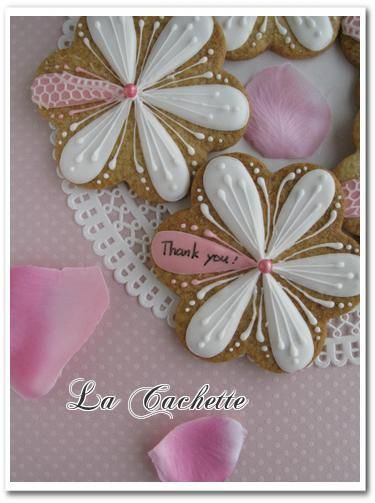 Thank you cookies by la-cachette, via Flickr