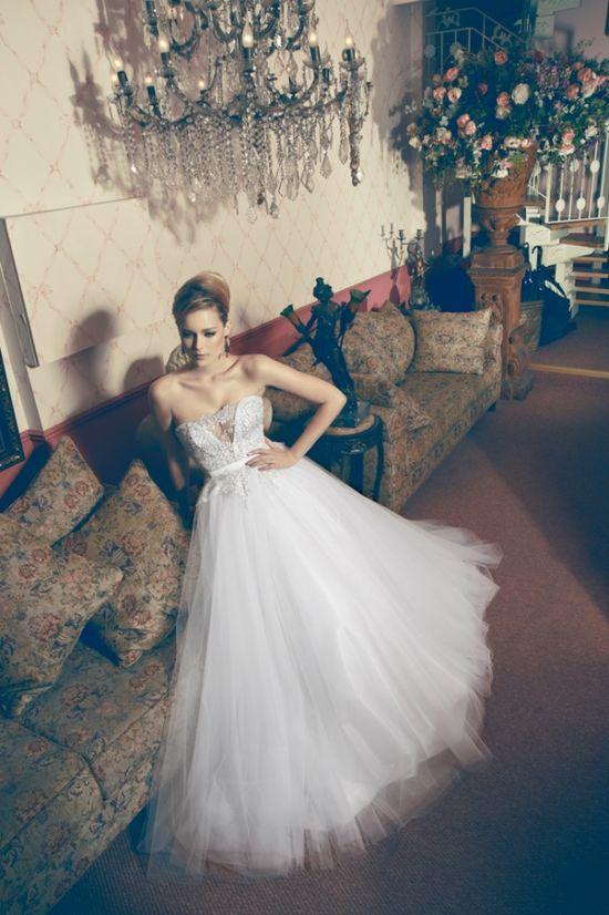 Glamorous Wedding Dresses For Your Wedding Day  www.finditforwedd...