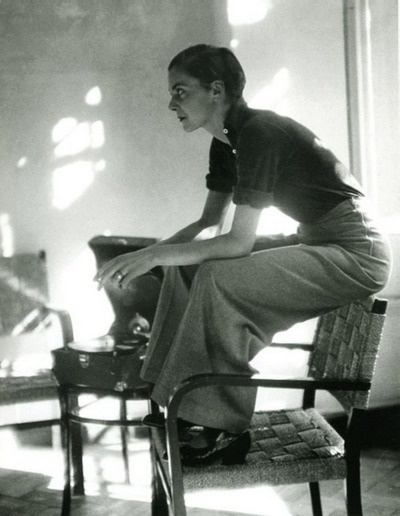 1934, Lisa von Cramm, Berlin