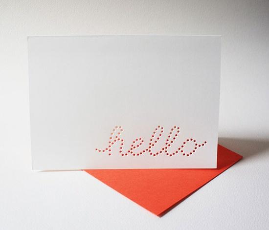 Hello Cards #Design