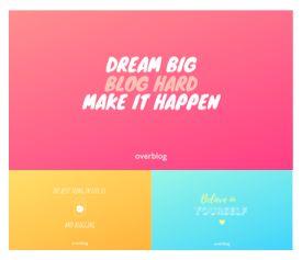 Téléchargez nos fonds d'écran spécial blogging !   #fondécran #wallpaper #blog #blogging #overblog #loveblogging #bloghard