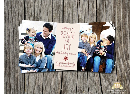 #christmas #holiday #photo #card