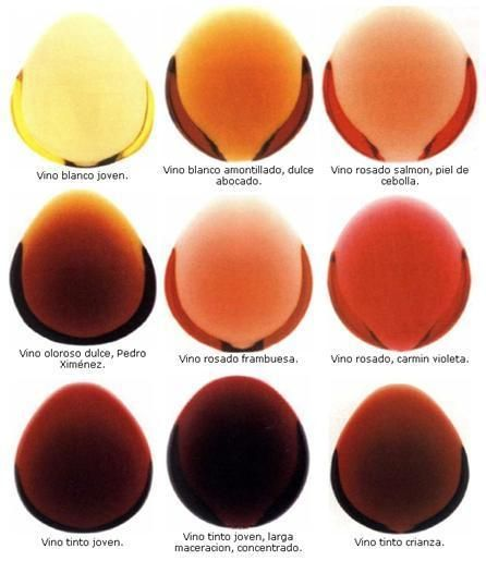 Colors of #wine