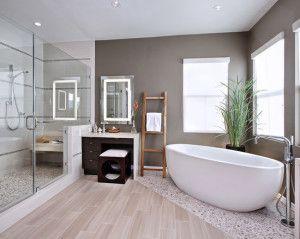 Modern Bathroom Décor