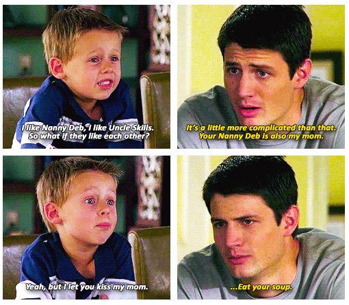my favorite Nathan and Jamie scene #HandsDown