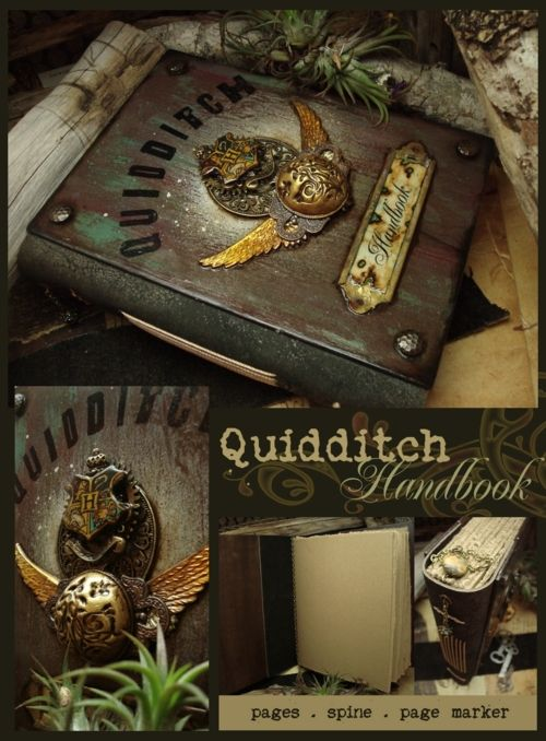 Handmade Journals by Luthien Thye