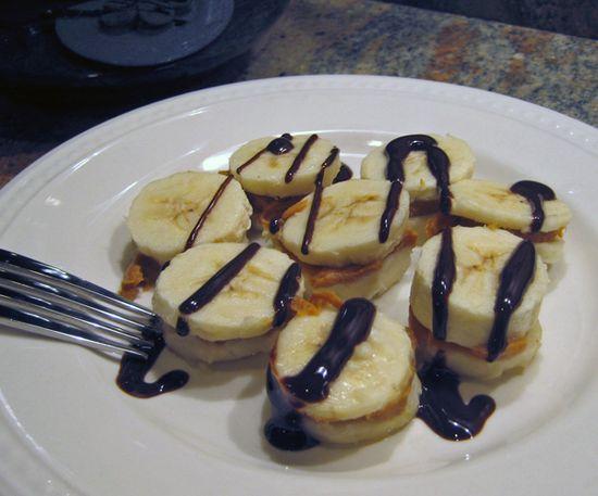 Healthy Dessert - Heavenly Banana Bites