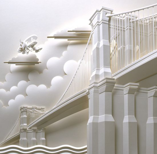 20 Incredible Paper Sculptures by Jeff Nishinaka