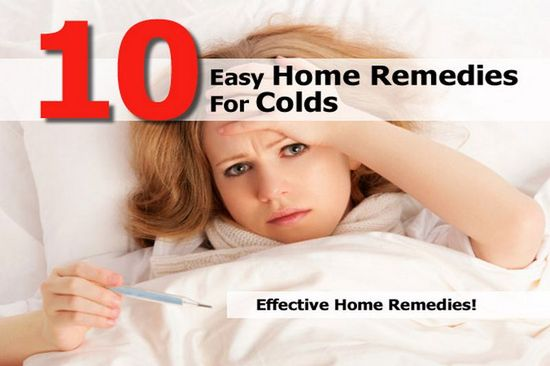 Interesting Post from our sister site Health Tips Watch: 10 Easy Home Remedies For Colds - www.healthtipswat...
