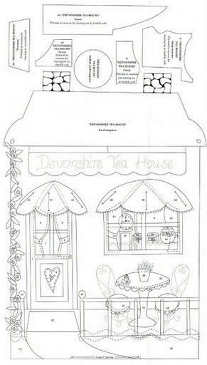 Maison de thé / Tea House