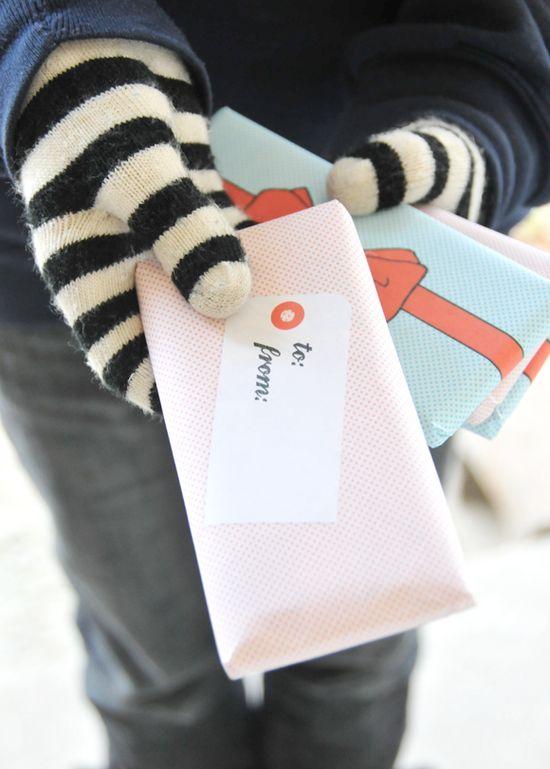 DIY Printable Candy Bar Wraps
