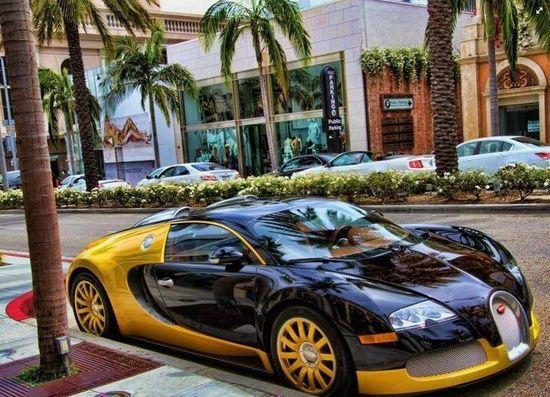 Bugatti Veyron In #sport cars #customized cars #celebritys sport cars #luxury sports cars #ferrari vs lamborghini