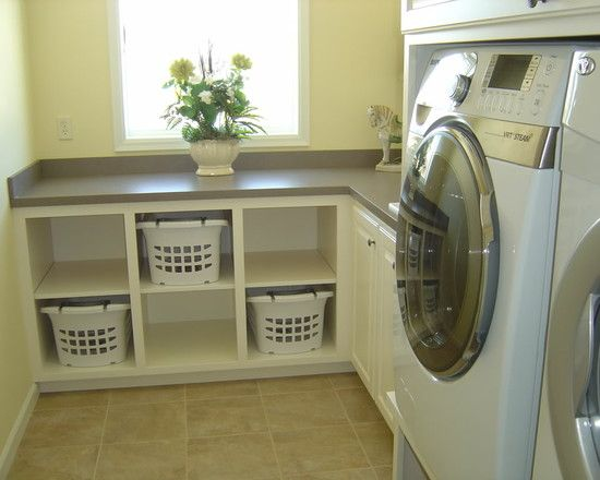 Spaces Small Laundry Room Solutions Design, Pictures, Remodel, Decor and Ideas - page 24