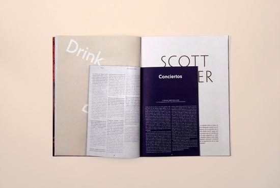 Lados Magazine nº21 by P.A.R , via Behance
