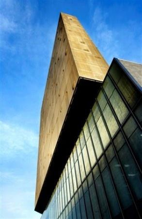 Indra Corporate Building / b720 Fermín Vázquez Arquitectos + R
