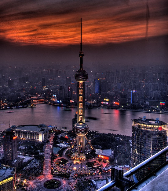 Franck - The End of the World on Pearl tower