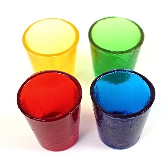 Dylan's Candy Bar Candy Shot Glasses  #dylanscandybar