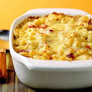 Macaroni and Cheese with Caramelized Onions - Recipe.com