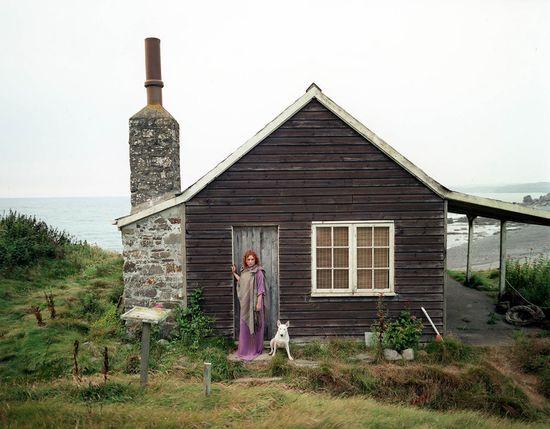 Tori Amos, tiny house fan.