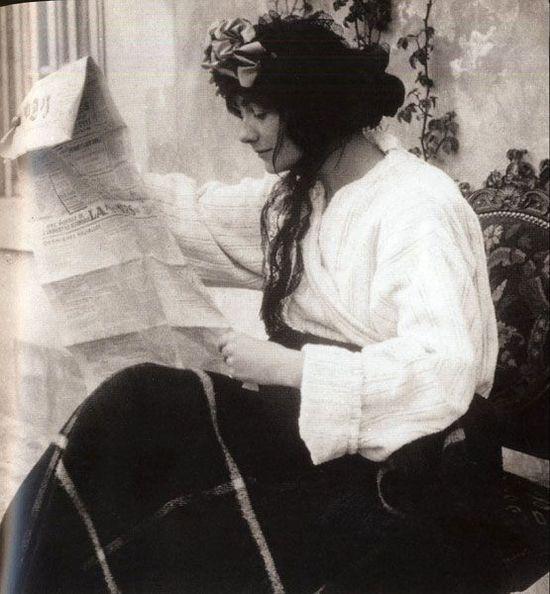 Gabrielle Chanel 1910