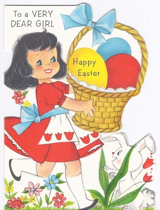 "Again, I would photoshop the word ""Easter"" out of them if I used them. Ostara"