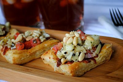 Greek Puff Pastry Appetizer