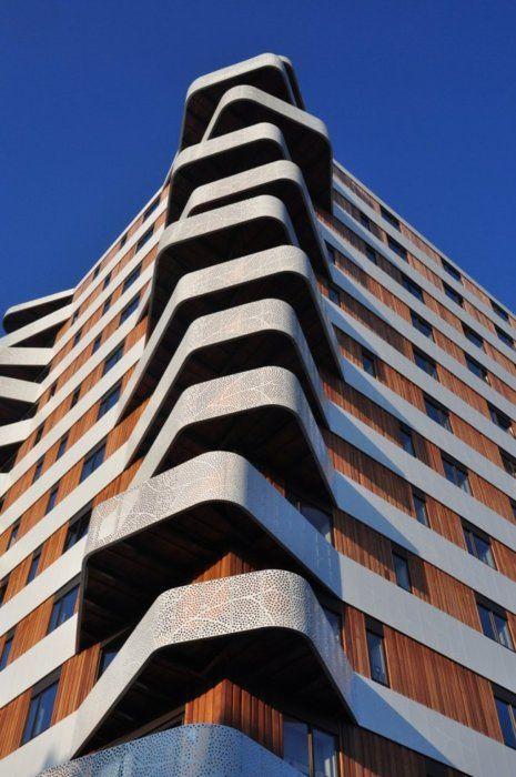 Housing Hatert - 24H Architecture. @Deidra Brocké Wallace